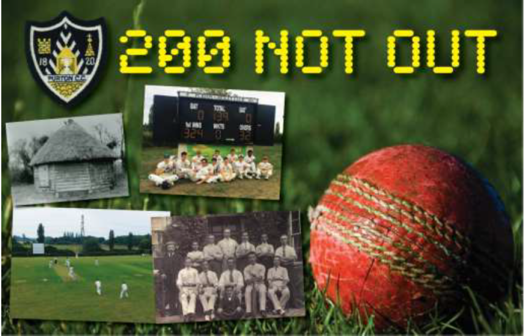 200 NOT OUT ANNIVERSARY BOOK